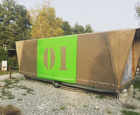 Mobile home Tent