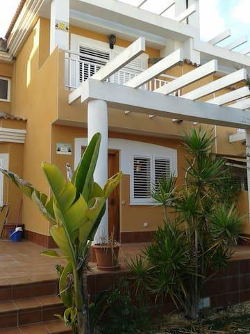 belle villa à Santa pola  - Monte Faro - Villa