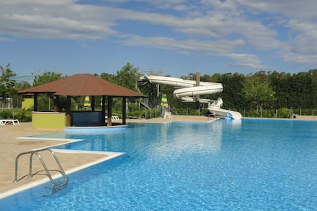 South Italy 5* Resort Apt sleeps 4 - Pizzo - Leilighet