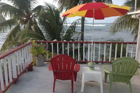 Rainbow Beach Apt. two bedrooms with seaview. - Calibishie
