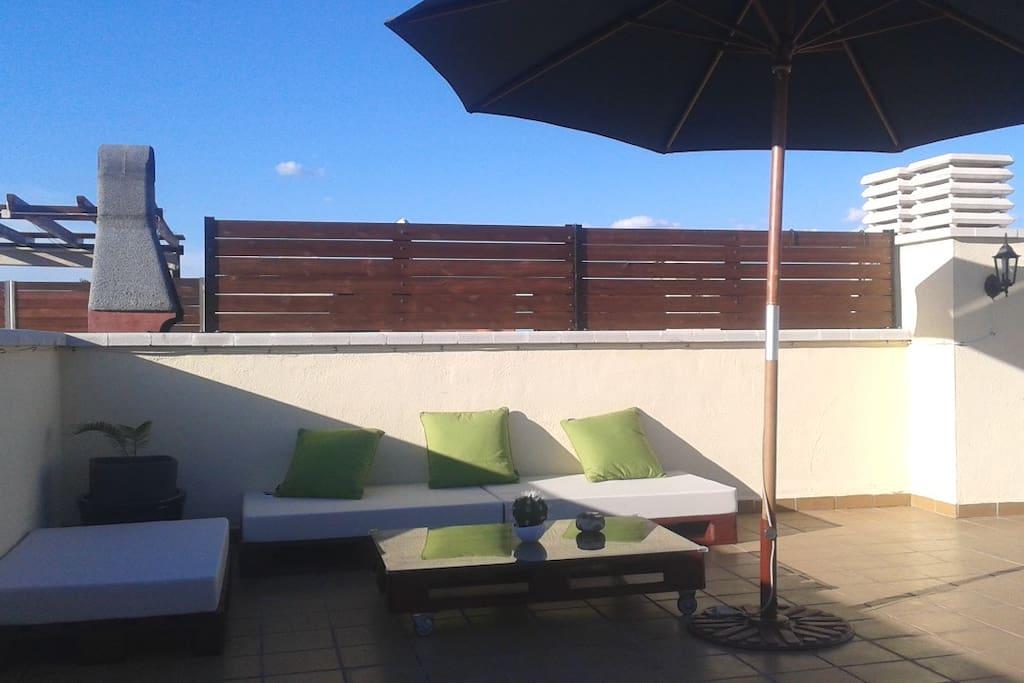 Apartamento con piscina 500 m playa - Apartamentos en ...