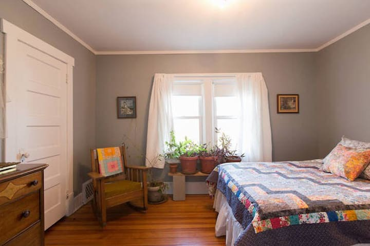 Pet friendly room in lovely Dundee