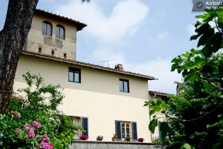 "B&B in historical Tuscan villa ""A"" - Carmignano - Bed & Breakfast"