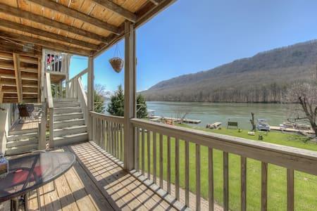 River Front Condo + Kayaks, Chattanooga, TN - C - Chattanooga