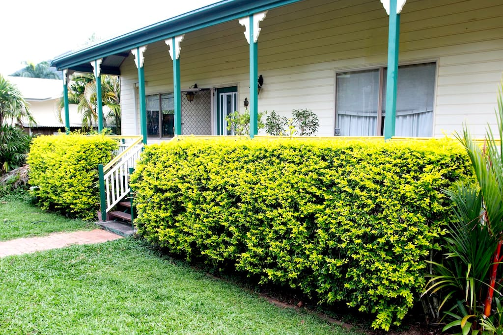 Australian Colonial Style home.