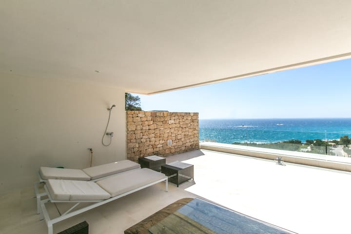 Beautiful appartment with view - Roca Llisa, Ibiza