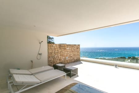 Beautiful appartment with view - Roca Llisa, Ibiza - Flat
