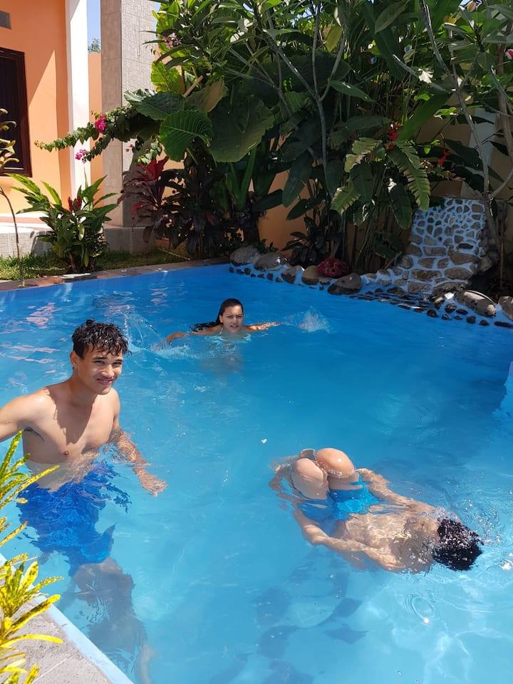 VILLA DE OWIS, A Paradise  for your Holidays