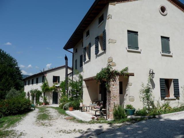 Artist's Home near Asolo, Veneto