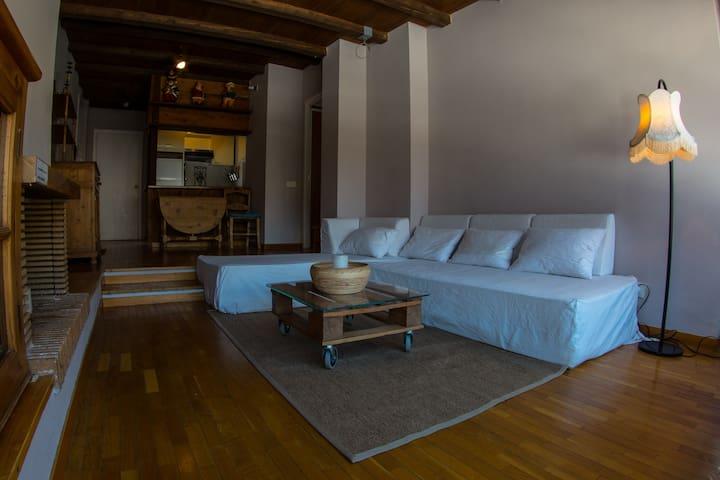 apartamento baqueira pirineo