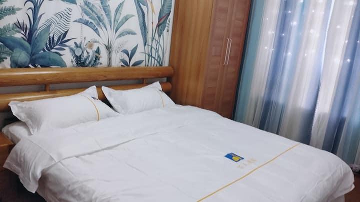 华人易居市中心  中天嘉园二期一居室