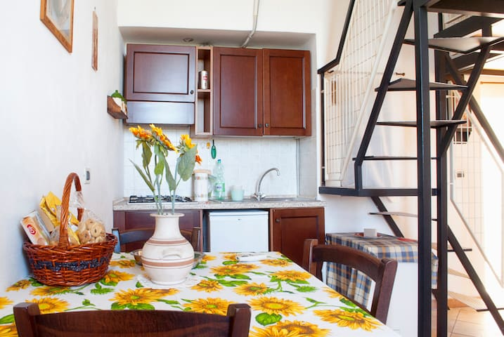 The intimate apartment-SALENTO - Specchia - 獨棟