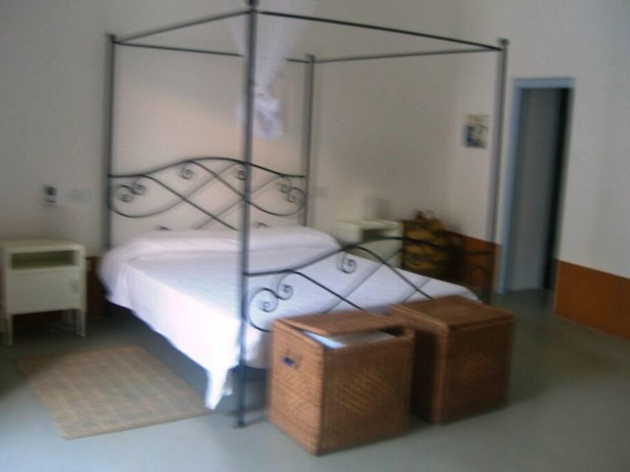 Casa Pirina - camera da letto