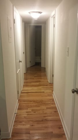 Private room near NCSU - Raleigh - Apartment