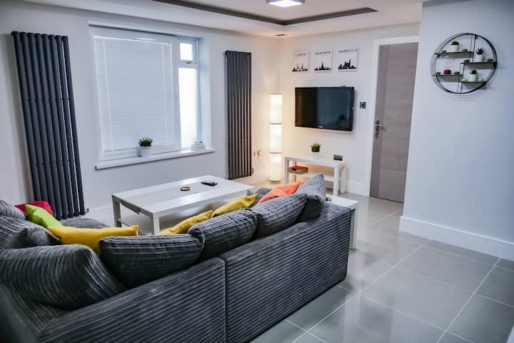 Newly Built Apartment near Cardiff City Centre