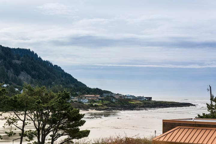 Top of the World - Yachats - Apartamento