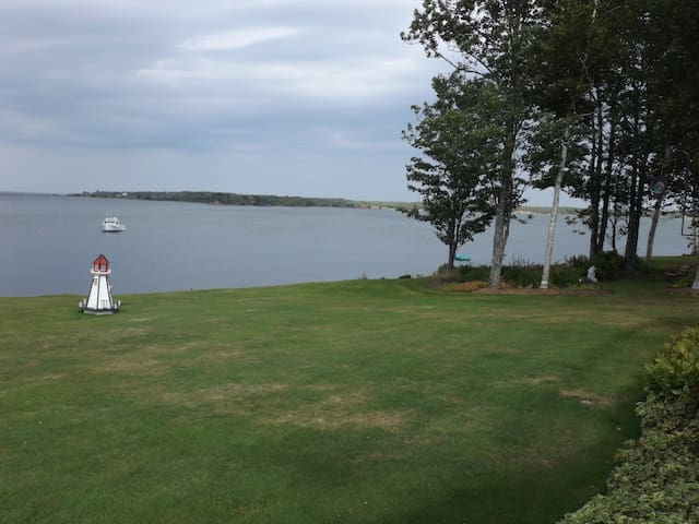 Janet's Beautiful Waterside View - Pictou