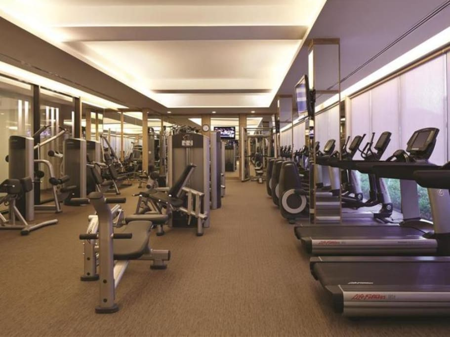 You can use all facilities of the resorts.
