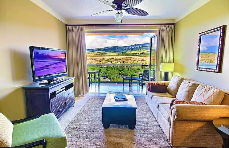 Honua Kai 1 Bed/Bath + Kitchen + Mountain Views!
