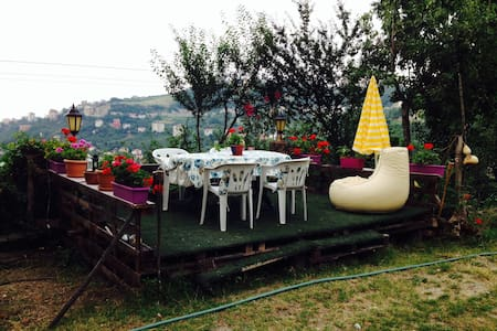 Great Sea View Double Bed Room - Trabzon