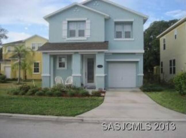 Room in Cute Home, Close to Beach - St. Augustine Beach - Casa