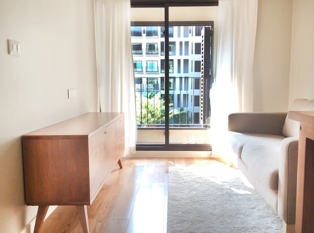 Cozy apartment, heart of Bangkok!