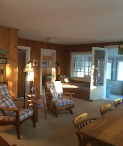 Cozy Ski Cottage - Newbury - Rumah