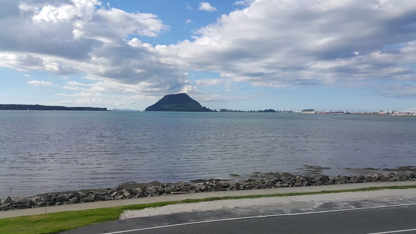 Water Front Executive Home - Tauranga - Bed & Breakfast