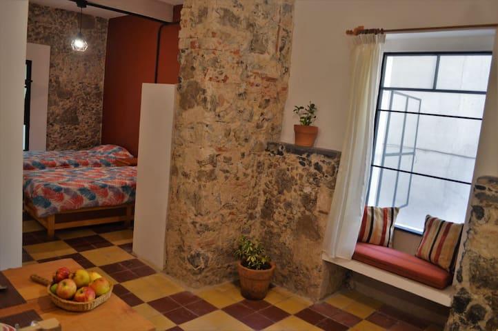 Disfruta de este cómodo y bello espacio ! ! ! !