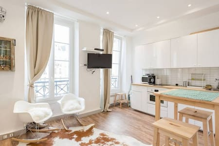 Appartement cosy au centre de Paris - París - Apartamento
