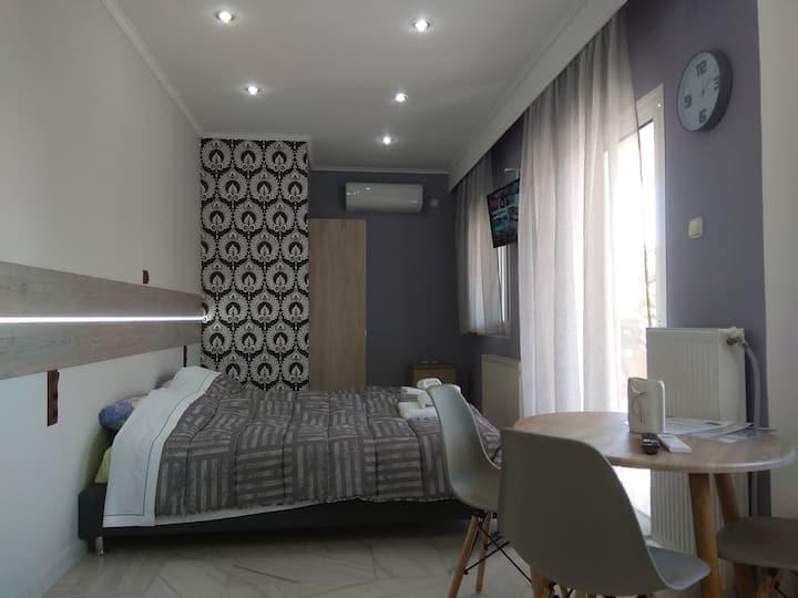 Junior Family Suite for 4 guests in Agio Pnevma