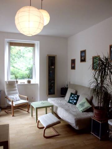 Spacious and relaxing room 1-2 Pers - Kassel - Flat