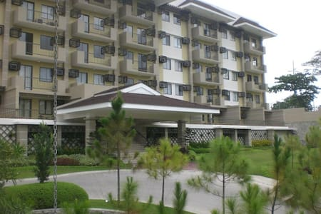 Studio unit furnished @ Northpoint - Davao City - Apartemen