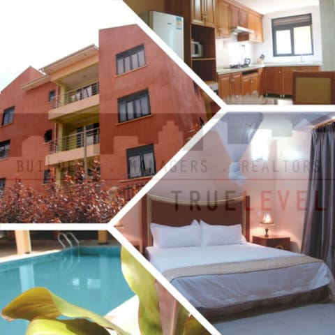 Homely 2 bed serviced apartment  - Kampala - Byt