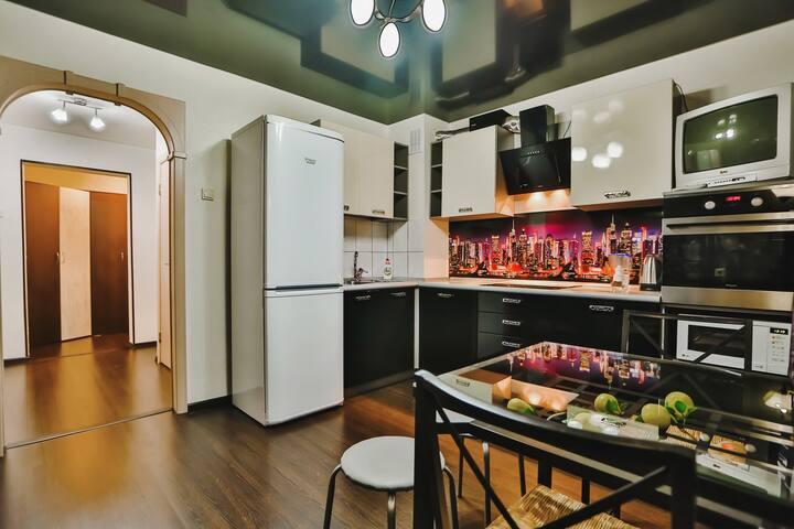 Apartment on Ofitserskaya 5