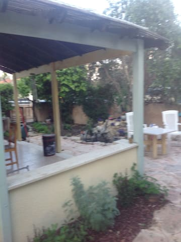 Beautiful house in a beautiful area - רמת ישי - Haus
