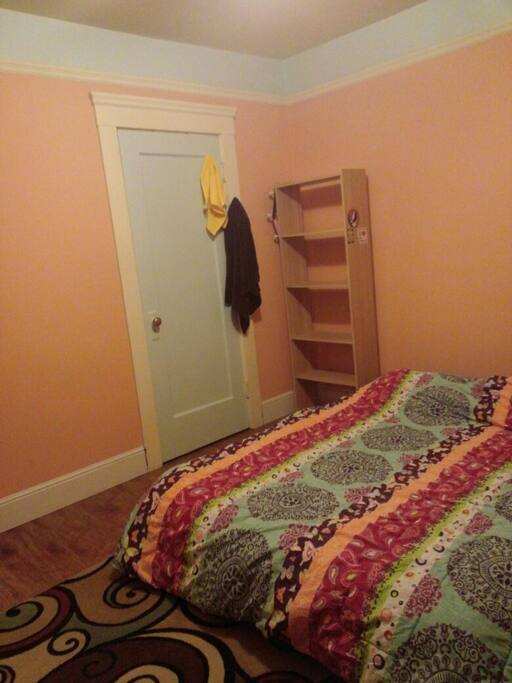 Newly Remodeled room in a big house
