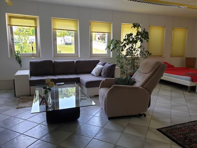 komfortables Loft