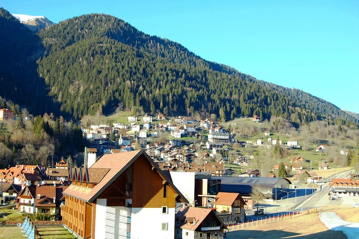 Ravascletto Zoncolan ski arena - Ravascletto - Appartement