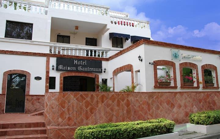 Hotel Maison Gautreaux Guest House Hab_Sencilla_01