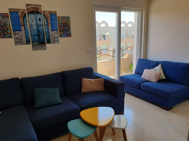 Hight standing appartment Les Dunes Resorts Sousse
