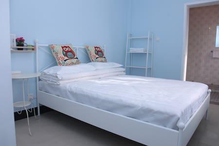 南门城墙书院门里的大床套间,晚上可以免费停车 - Xi'an