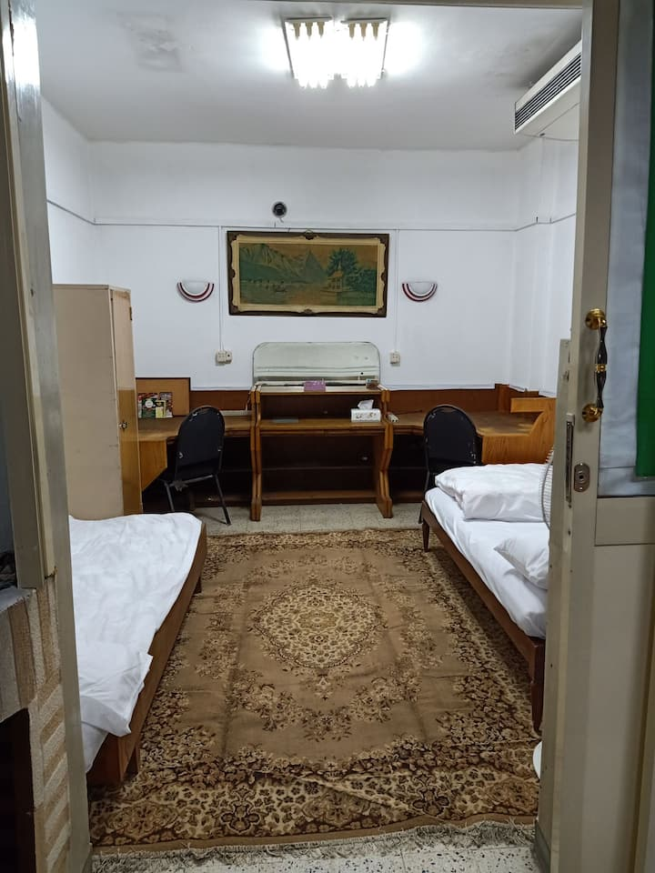 Bed + Office - Cairo