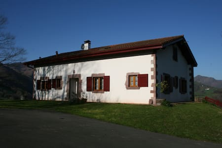 B & B à Irouleguy  - Pays Basque - Irouléguy - Bed & Breakfast