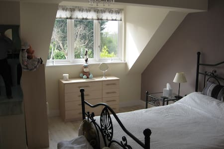 Contemporary Room and Ensuite - Bed & Breakfast