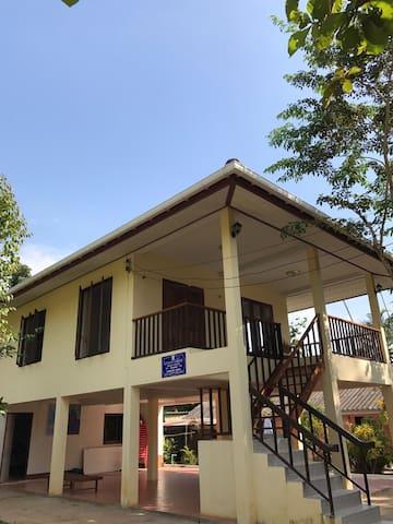 Calme house with 3rooms, kohyaonoi - Koh yao noi - Huis