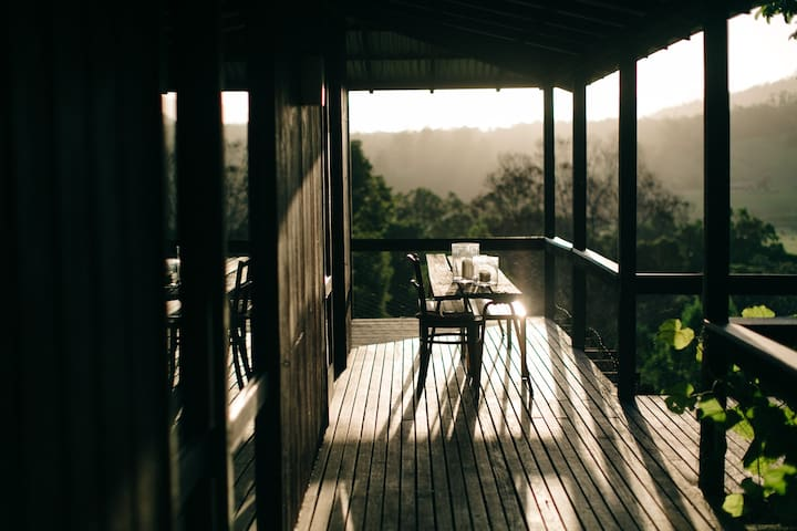 Bellingen Artist Retreat - for 2 - Bellingen  - Hus