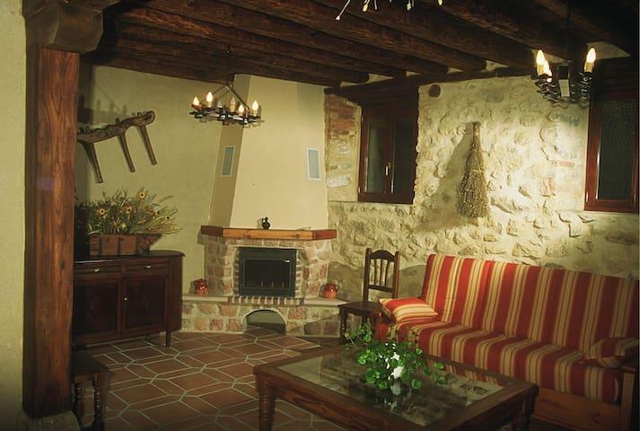 Casa Rural con encanto - Bernuy de Porreros - บ้าน
