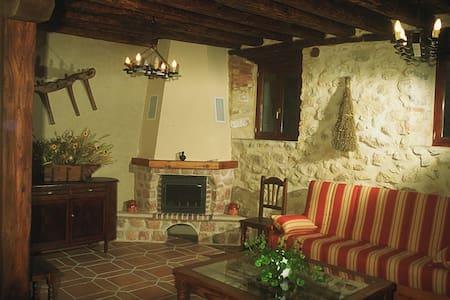 Casa Rural con encanto - Bernuy de Porreros - Haus