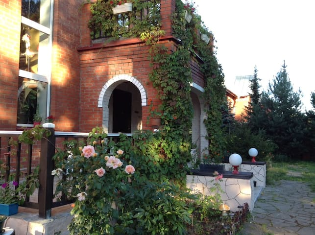 Отдельный апартамент в деревне - Istra